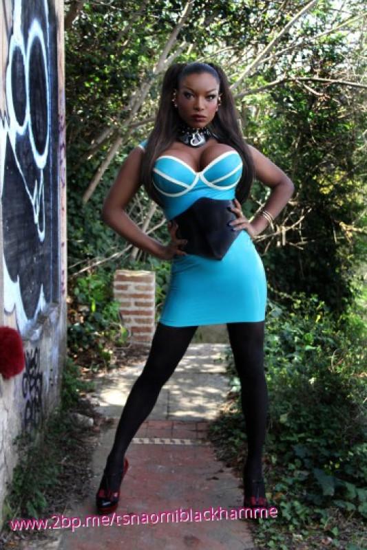 TS Naomi Black Hamme - TS Escort - London - London City